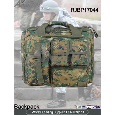 Digital camo military messager bag tactical shoulder bag