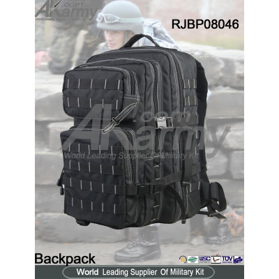 Military patrol molle pack tactical combat assault backpack