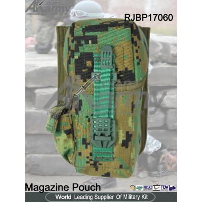 PLCE Nylon Military Magazine Pouch For Tactical Vest