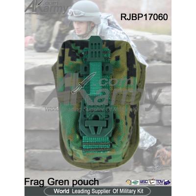 PLCE Nylon Military Frag  Pouch For Tactical Vest