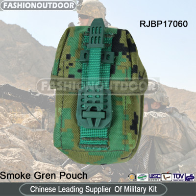 PLCE Nylon Military Smoke  Pouch For Tactical Vest