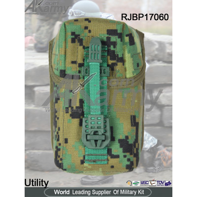 Nylon Army Utility Pouch Miltary PLCE Pouch