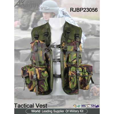 DPM military backpack military equipment Vest