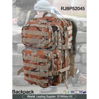 Army backpack camo molle assault pack camo rucksack