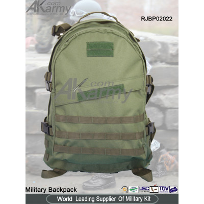 Day Backpack Olive Military 3-Day Assault Pack Backpack