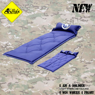 AKMAX high quality inflatable cushion widening thickening cushion camping cushion free shipping