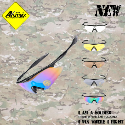 Akmax super light goggles riding eyewear  tactical goggles windproof sunglasses free shipping