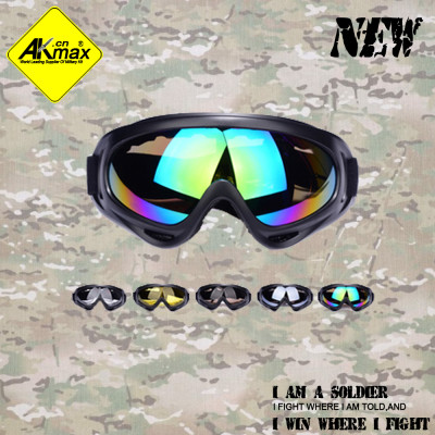 Akmax super gogglse windproof glasses motorcycle  glasses free shipping