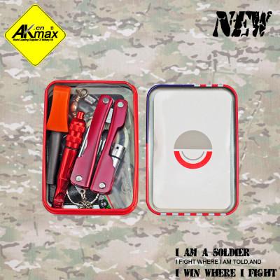 Akmax Travel tool  first aid kit set