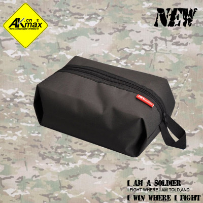 Akmax high quality 2014 new style cosmetic bag  buggy bag
