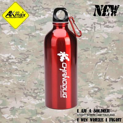 Akmax 600ml drinking bottle portable water bottle stainless steel sports bottle