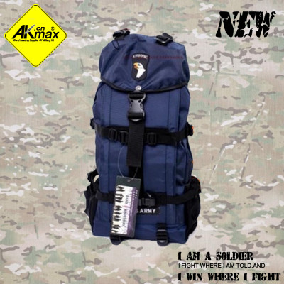 Akmax High quality  travel backpack hiking bag camping bag