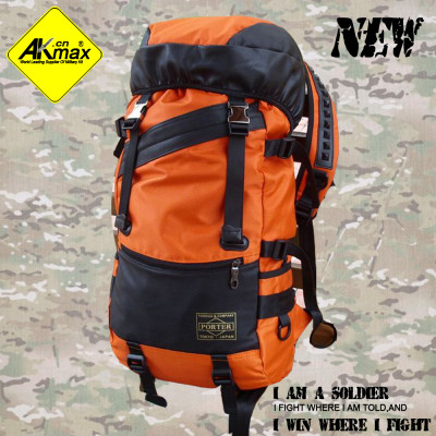 Akmax  high quality capming backpack hiking bag