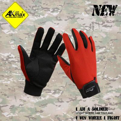 Akmax ultra-light slip-resistant  climbing gloves outdoor gloves