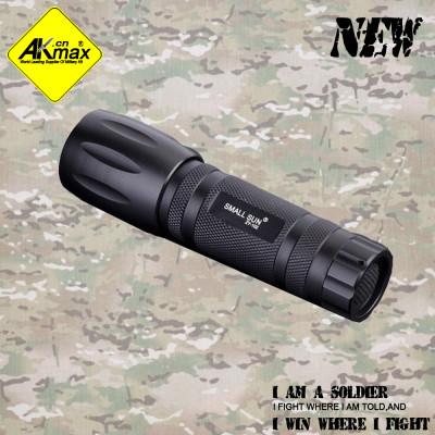 Akmax  high power led flashlight waterproof tactical flashlight strong light