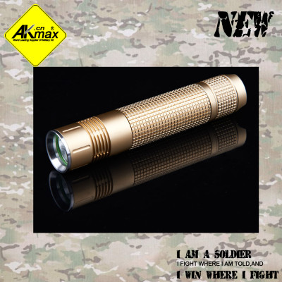 AKMAX  outdoor flashlight & Torches mini waterproof flashlight