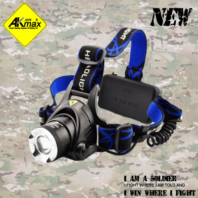 Akmax outdoor fishing lamp hunting lights