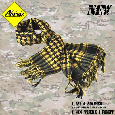AKMAX Arab scarf  outdoor scarf bandanas military shemagh