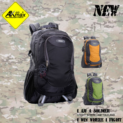 Akmax travel backpack mountaineering/hiking backpack camping bag