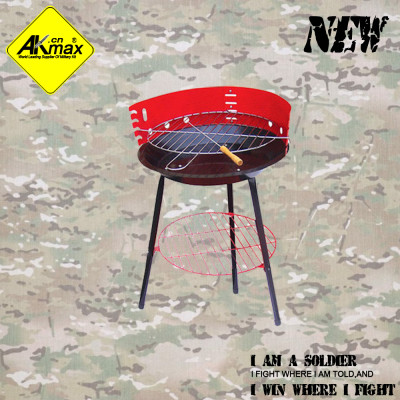 Akmax BBQ grill stove high great quality and good for outdoor