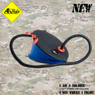 Akmax Intex Small inflatable pump foot pump inflatable pump
