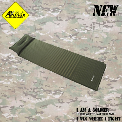 Akmax high quality inflatable cushion Comfortable mat