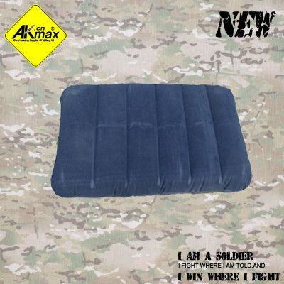 Akmax portable inflatable pillow camping pillow