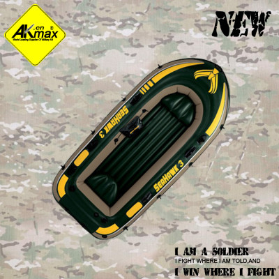 Akmax high quality seahawks inflatable boats outdoor boat