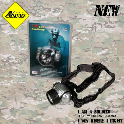 Akmax Outdoor Headlamps fishing lamp
