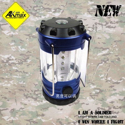 Akmax LED Outdoor lighting portable lamp camping light