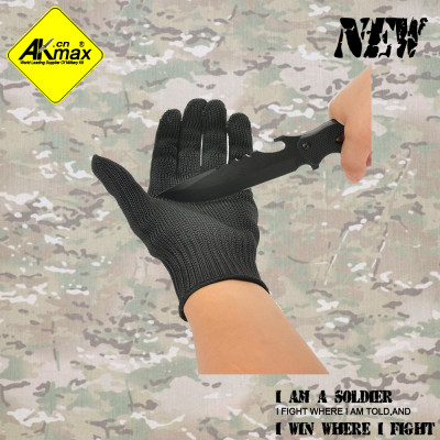 AKMAX Top cut-resistant gloves knife safety gloves outdoor tactical gloves