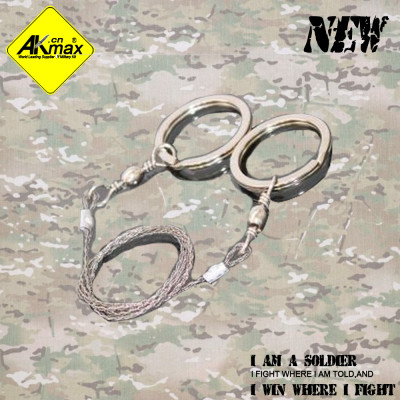 Akmax steel wire saw blade wire saw chain saw  lifebelts steel  kits