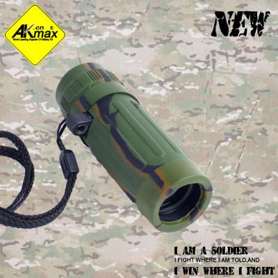 Akmax  Pocket-size monocular telescope hd outdoor mini monocular