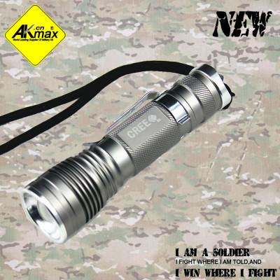 Akmax tensile flashlight  tactical flashlight