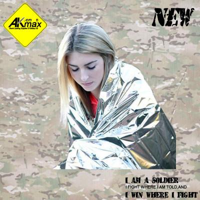 Akmax  Outdoor blanket rescue blanket