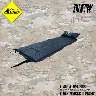 Akmax Single player  inflatable cushion automatic air bed