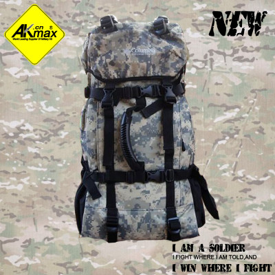 Akmax  wear-resistant travel bag camping backpack