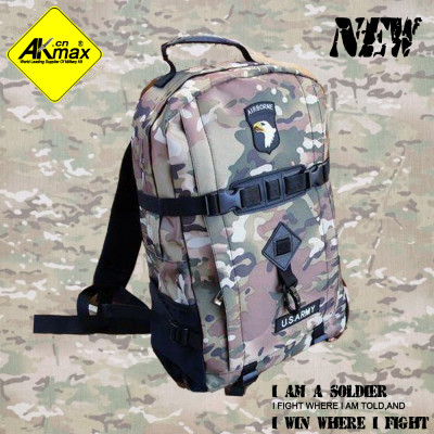 Akmax  Camouflage  bag camping bag hiking backpack
