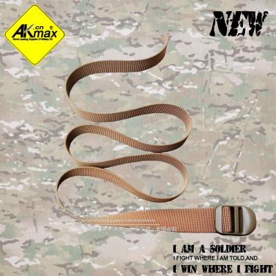 Akmax fashion multifunctional straps  tent straps wear-resistant belt