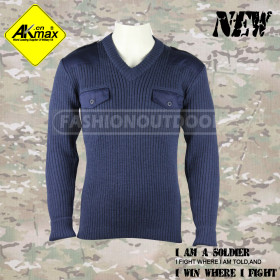 Akmax  Man Cardigan G.I military style with warm an high quality