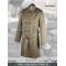 AKMAX  Khaki fashion coat military coat warm jacket fashion jacket