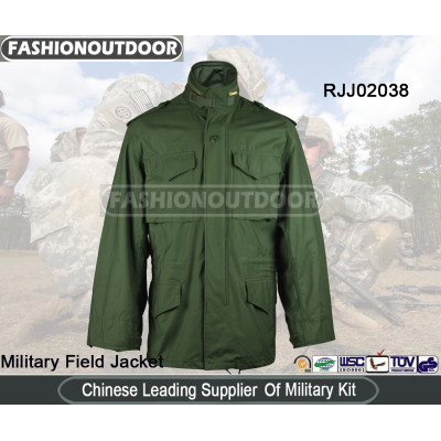 Akmax olive green Alpha M65 jacket  military jacket army coat warm coat for army
