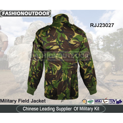 AKMAX British camo. military jacket army coat warm coat for army
