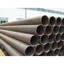 black round high-frequence welded pipe