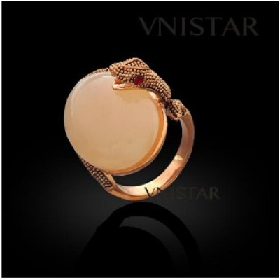 Free shipping! Fashion jewelry ring, snake ring, oval cat eye stone, VR340, size is unadjustable, sold in 2pcs per pack