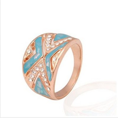 Free shipping! Rings, fashion jewelry shell rings, JZ206, unadjustable size, sold in 5pcs per pack