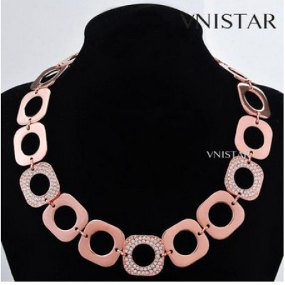Free shipping! Fashion necklaces, statement necklace, square pendant, VN396, length in 37cm, sold in 2 pcs per pack