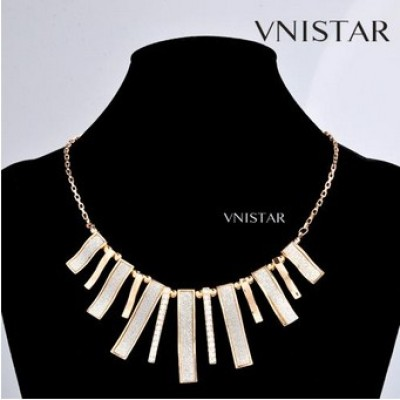 Free shipping! Fashion necklaces, wedding necklace, stardust pendant, VN397, length in 42cm, sold in 3 pcs per pack