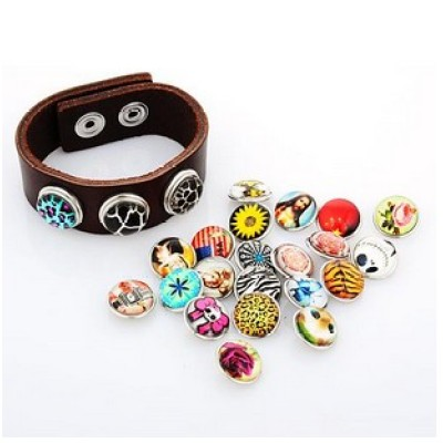 1bag=50pcs=USD8.5, color chunk charms mixed bag, bracelets accessories, NC-MIX1, size in 18mm, sold per pkg of 50pcs