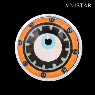 Fashion chunks, eyeball chunk charm, button chunk, chunk accessories, NC170, size in 18mm